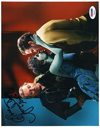 YVONNE CRAIG PSA DNA Coa Hand Signed 8x10 Star Trek Photo Original Autograph