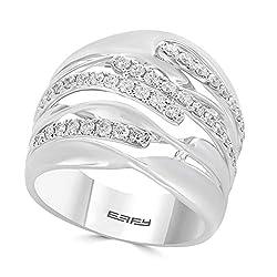 14K WHITE GOLD DIAMOND RING WP0Z653DD3
