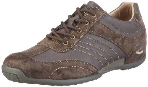camel active Herren Space 12 Sneakers, Braun (peat), 44.5 EU