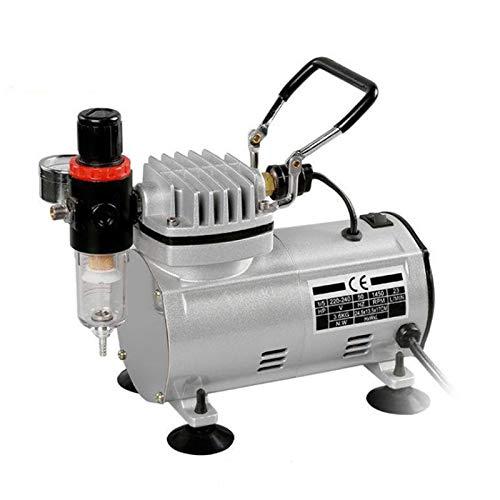 LTH-GD Kit de aerógrafo Serie AC-18 Herramientas eléctricas Portátil Airbrush Spray Mini...