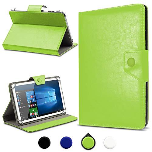 UC-Express Archos 101b Oxygen Tasche Tablet Hülle Case Schutz Cover Schutzhülle Tablethülle, Farben:Grün