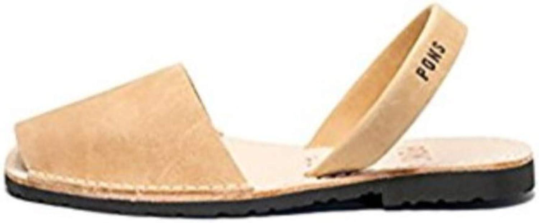 Avarca Pons 510 Classic Style Style Style kvinnor - Tan - 37  till lägsta pris