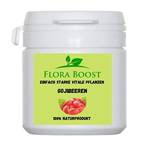 Konfitee Engrais pour baies de goji - Flora Boost - Engrais spécial pour goji.
