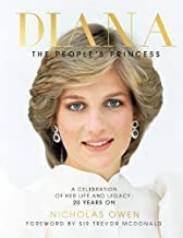 Diana: The People's Princess: A Celebration of Her Life and Legacy 20 Years On