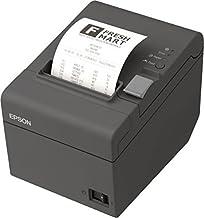 Epson Impresora térmica TM-T20II Ethernet/LAN Conector y USB