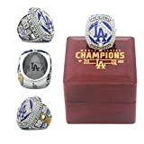 BETTS 'Dodgers 2020 LA 'World 'Series Rings set with Wooden box size 11 championship ring Gifts for Mens Women Kids fathers