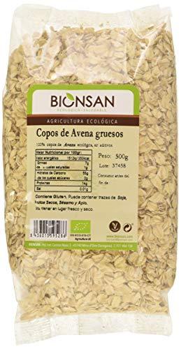 Bionsan Copos de Avena Gruesos - 500 gr