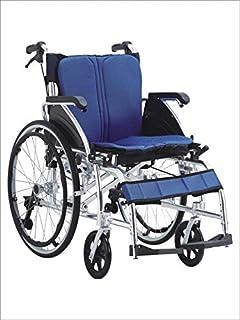 كرسي بعجلات مصنوع من الالومنيوم طراز: 869LAJ-46