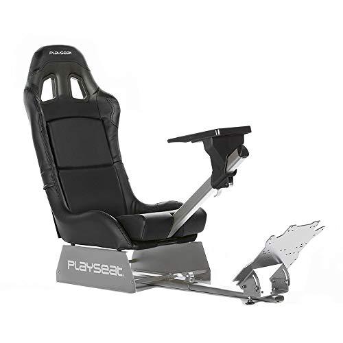 Playseat Revolution - RR.00028 - Siège baquet pour simulation de sport automobile compatible avec la plupart des volants et pédaliers du marché