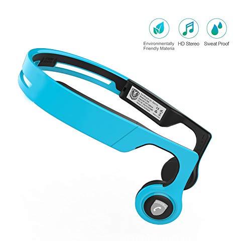 Yinglihua Slaap-hoofdtelefoon geschikte verstelbare beugel model Sport Een draadloze Bluetooth open oorhoofdtelefoon C Bluetooth koptelefoon