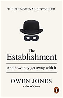 The Establishment: And how they get away with it (0141974990)   Amazon price tracker / tracking, Amazon price history charts, Amazon price watches, Amazon price drop alerts