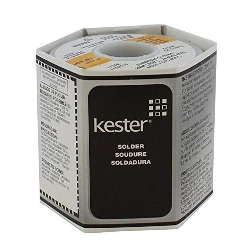 Kester Solder 24-6040-0053 Indianapolis Mall 44 Rosin Core Gorgeous 40.050 60 1 lb.