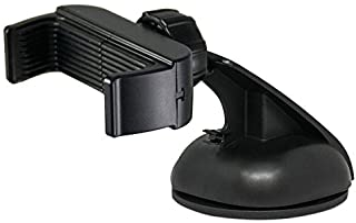 Bracketron Mi-T Grip Dash Car Mount Phone Holder Cradle Hands Free Law Compatible with iPhone X 8 Plus 7 SE 6s 6 5s 5 4s 4 Samsung Galaxy S9 S8 S7 S6 S5 Note Google Pixel 2 XL LG Nexus Nokia BT1-776-2