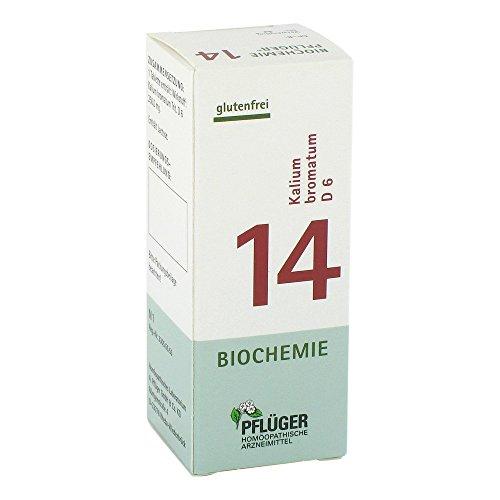 Biochemie Pflüger 14 Kali 100 stk