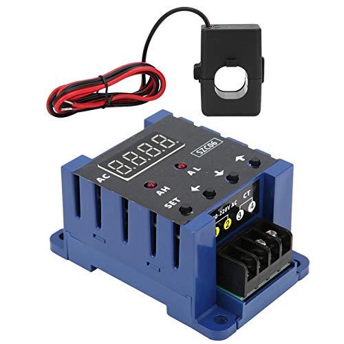 Amperímetro de CA, amperímetro estable duradero, práctico para suministros industriales, equipos de bajo voltaje(200A)