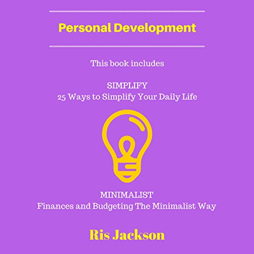 Personal Development, 2 Manuscripts cover art