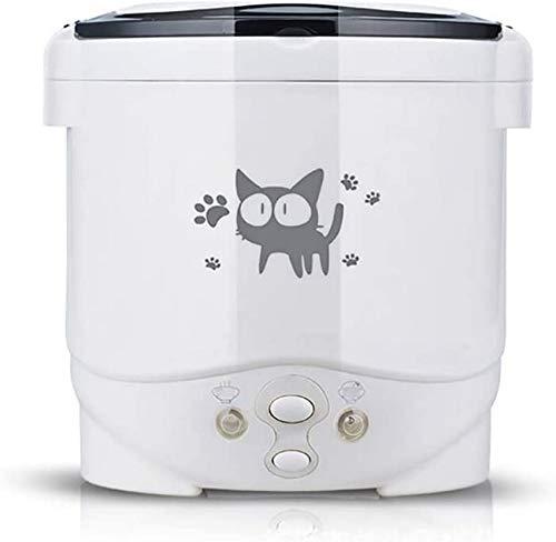 UYZ Mini Olla arrocera eléctrica de 1L, cocinas portátiles multifuncionales utilizadas en...