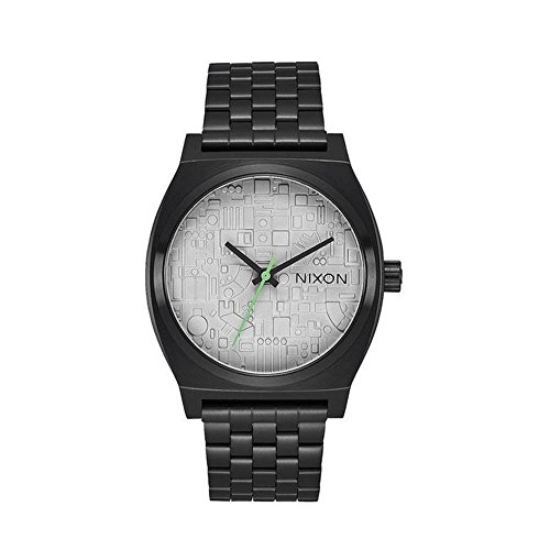 Nixon A045SW2383-00–Reloj de Pulsera analógico de Cuarzo y Acero Inoxidable, para Hombre