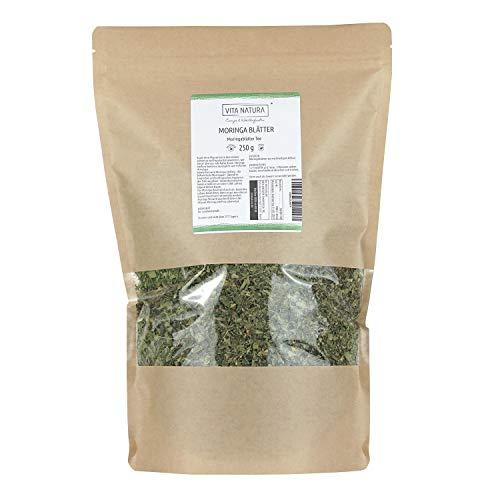 Vita Natura Moringa-Blätter-Tee Bio, 1er Pack (1 x 250 g)