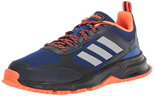 adidas Men's Rockadia Trail 3.0 Sneaker, Blue, 10.5 M US