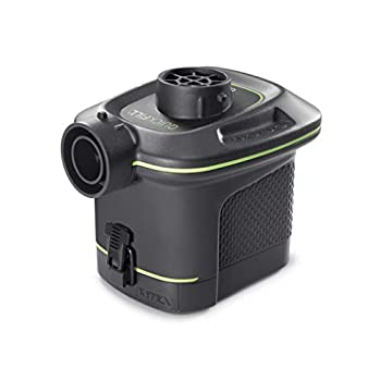 Intex Quick-Fill Battery Air Pump 6 C-Cell Battery Max Air Flow 420 L/min
