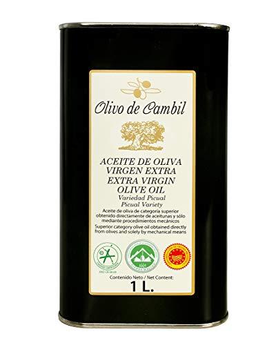 Olivo De Cambil Aceite De Oliva Virgen Extra, 1 Litro