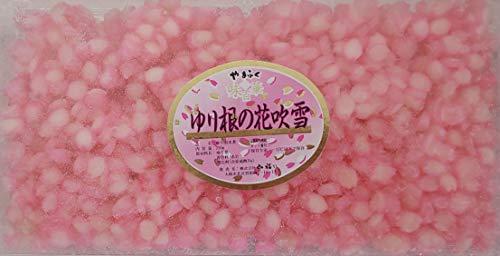 味百華 花びら 百合根 ( ゆり根 の 花吹雪 ) 250g (約600〜700粒) 冷凍 北海道 業務用