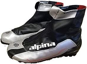 ALPINA T28 Ski Boots NNN Men's NNN Touring XC Ski Boots Pair New (Men US Size 9- Euro 43)
