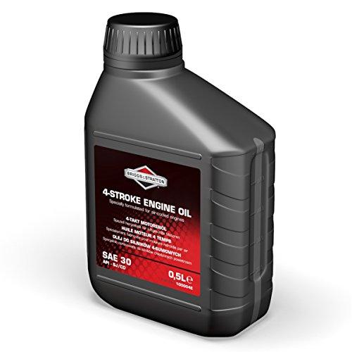 Briggs & Stratton 100004E Aceite, Negro, 0,5 L