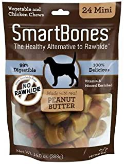 Best dog peanut butter bones Reviews