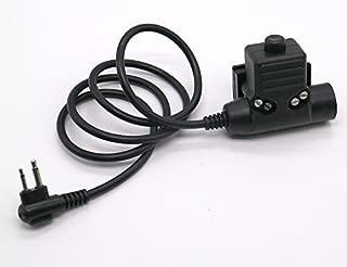 Z-Tactical U94 PTT Military Adapter PTT for Motorola Radio 2 PIN GP68 CP150 GP88