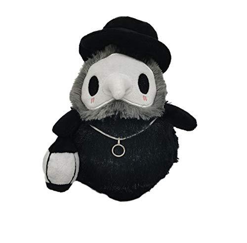 CA.CEPJ Muñeca de peluche luminosa de peluche de Plushie, juguete de peluche suave, para fiesta de prop Plushie, regalo para niños