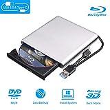 Best External Blu Ray Drives - External Blu Ray DVD Drive 3D, USB 3.0 Review