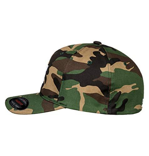 DC Clothing Men's Star 2-Cap, camo, S/M, 55300096