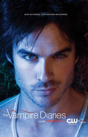 Ian Somerhalder The Vampire Diaries TV Mini-Poster 11inx17in 28° x ° 43° cm)