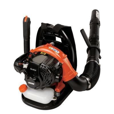 Echo 25.4cc Low Noise Backpack Blower with Hip Mount Throttle, PB-265LN