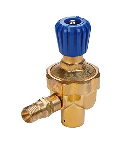 ROTHENBERGER Industrial Sauerstoffdruckminderer 110 bar - M 10x1 - G 1/4