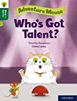 Oxford Reading Tree Word Sparks: Level 12: Who's Got Talent?