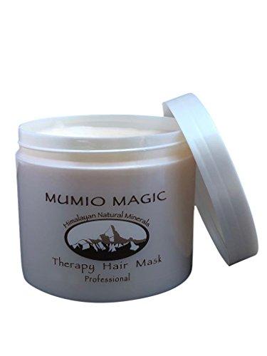 Mumio Magic Therapy Hair Mask Nature of the Himalayas Restore Nourish Repair Climate Damage Treatment 400ml 13.5fl.oz
