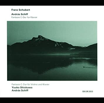 Schubert: Fantasien D. 760, D. 934