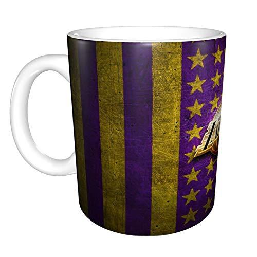 Los Angeles Lakers Boss Coworker Gifts Lustige Kaffeetasse Humor Büro Gag Geschenk Kaffeetasse Tasse 325 ml