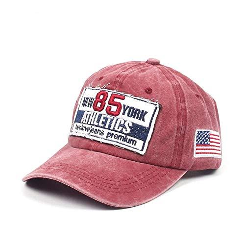 DGFB Gorra De Béisbol Algodón Bordado De Letras California Mujeres Hombres Sombrero De Papá Personalizado Snapback Al Aire Libre