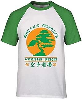 La Maxpa Bonsai Tree Karate Dojo Comfortable Men's Tee Shirts Spring Autumn Men T-Shirt Homme S-3xl T Shirt Men Tops:2, L