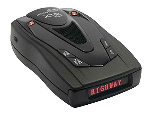 Our #9 Pick is the Whistler XTR 543 Cordless Radar Detector