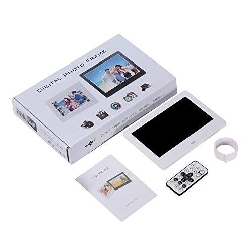 Control Remoto 7 Pulgadas Ciclo automático LCD Pantalla