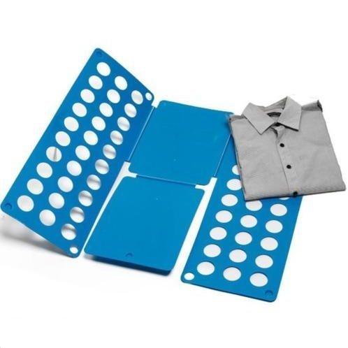 Hosaire Tabla para Doblar Niño Vestidos Pantalones Camisas Doblador de Ropa Plegable (Color al Azar)
