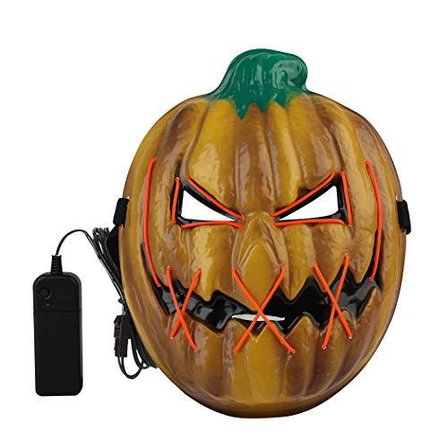 Fansport Maschera di Halloween Maschera di Festa Maschera Maschera Costume di Moda Creativa per Cosplay