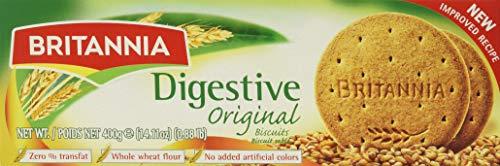 Digestive Biscuits - High Fiber 14.1 oz