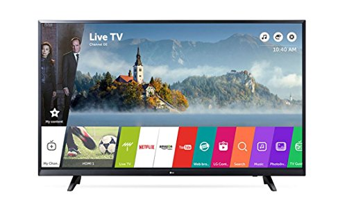 LG TV LED 55UJ620-55'/139CM - UHD 4K 3840X2160 IPS - 1500HZ PMI - HDR10/HDR-HLG - DVB-T2 UHD - Smart TV - Audio 20W - WiFi -...