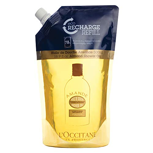 L'Occitane Öko-Nachfüllpackung Mandel Duschöl er Pack( x )